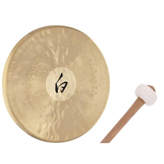 Baltais gongs
